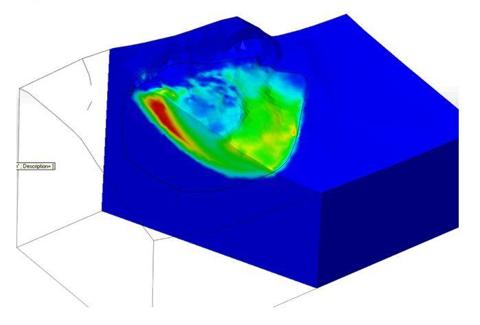 CSPFea applicazioni geotecnica stabilita